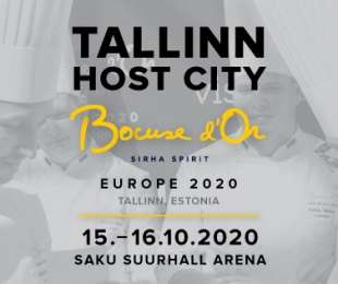 d´Or Europe 2020 Tallinn